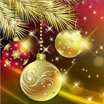 cheerful christmas background music for video - Christmas Background Music